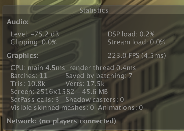 Why my FPS is getting low? — Oculus