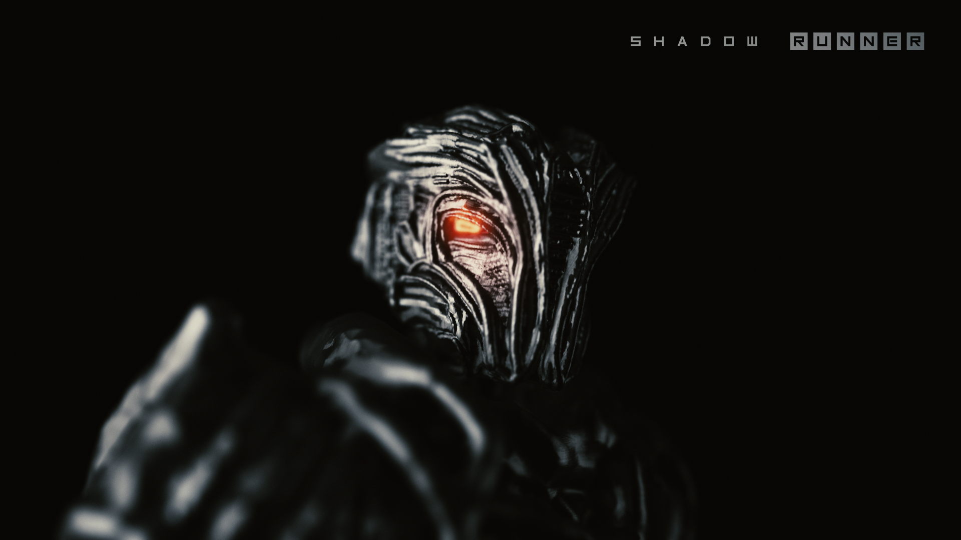 Shadow Runner (Medium > C4D > After Effects) — Oculus