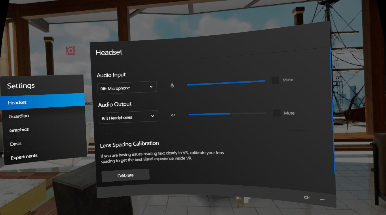 How to turn off background music in Dash 2 0 — Oculus