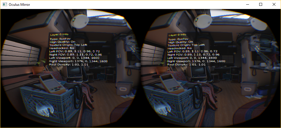 Low GPU usage in Rift games — Oculus