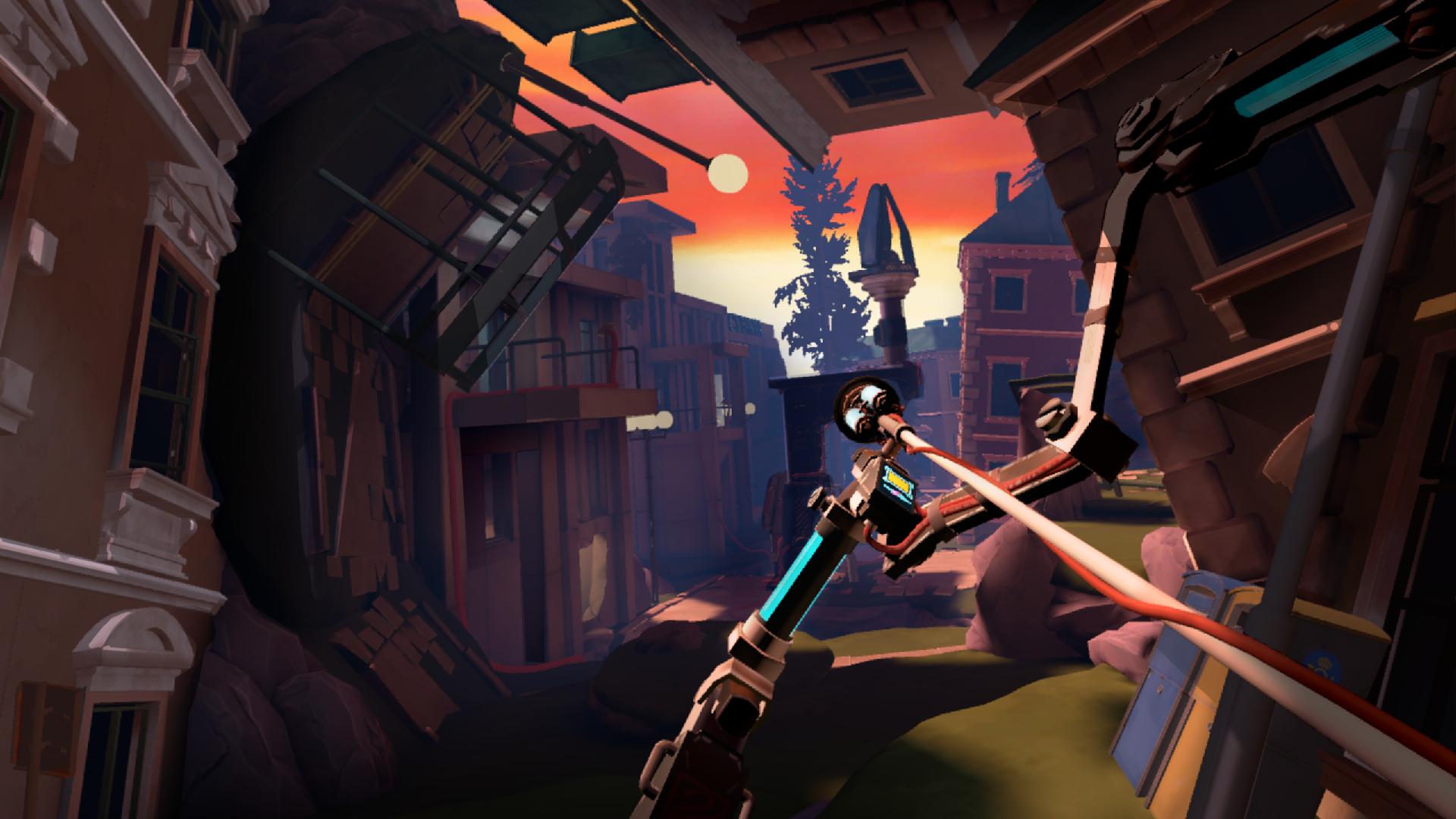 Apex Construct on Oculus Quest: Screenshots + Interview — Oculus