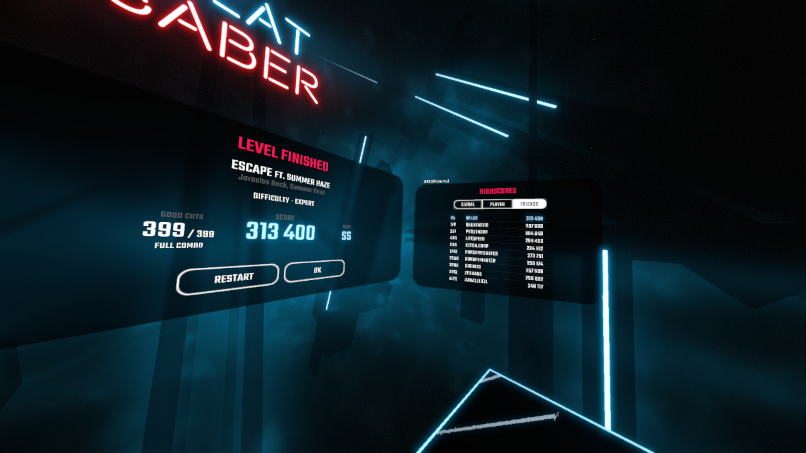 Beat Saber - Community Rankings! - Page 5 — Oculus