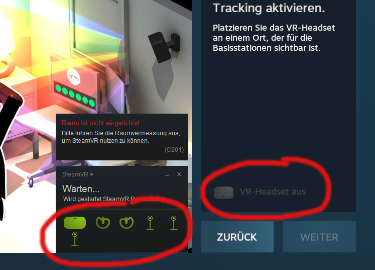 steamvr not detecting oculus