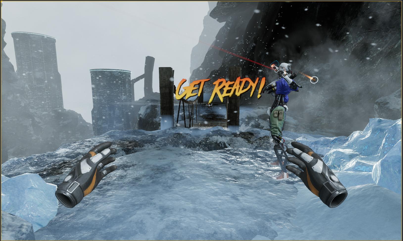 MAP] Robo Recall VR Mod : Polar Recall — Oculus