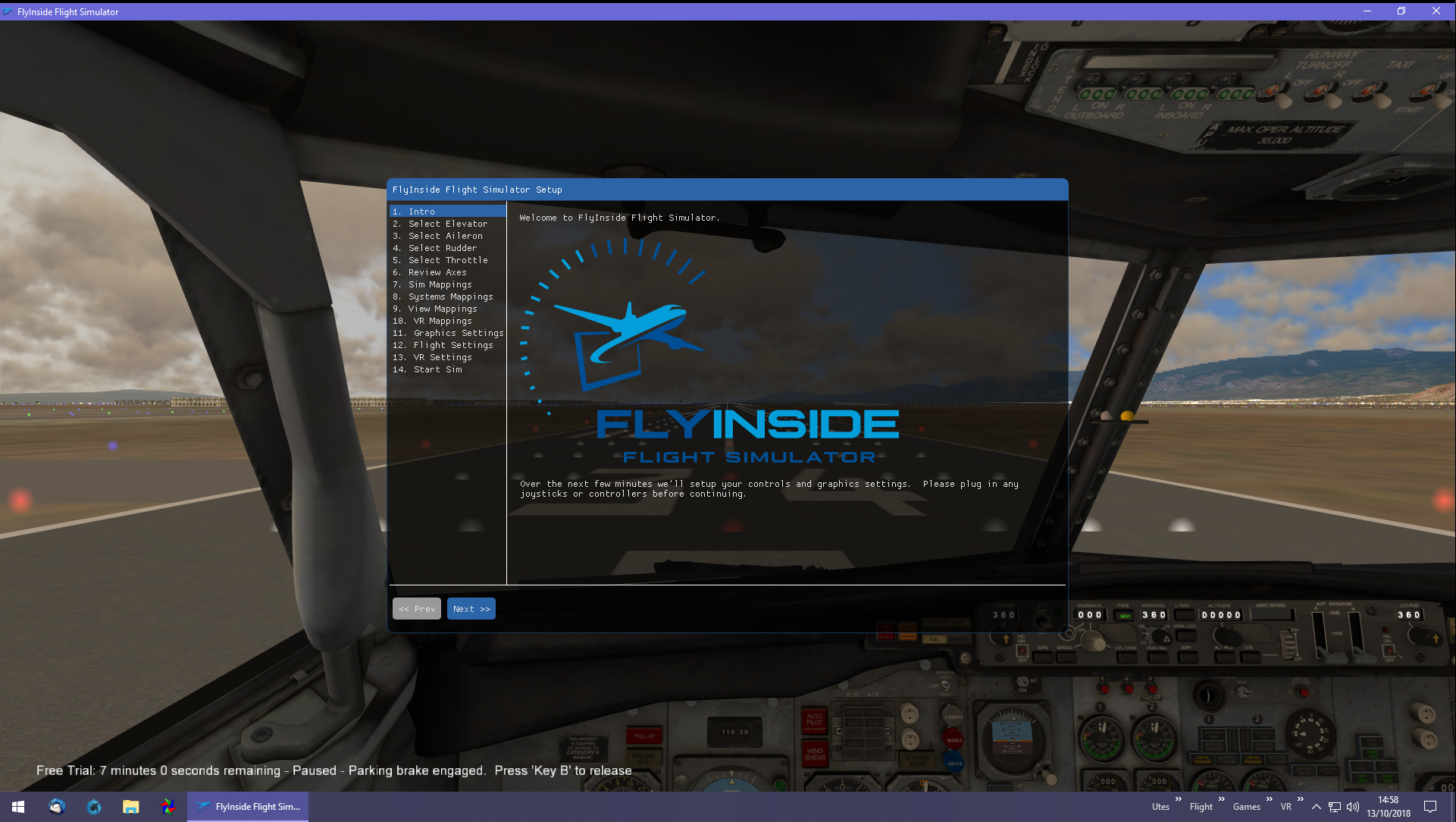 Flyinside's new Flight simulator (Released) - Page 2 — Oculus