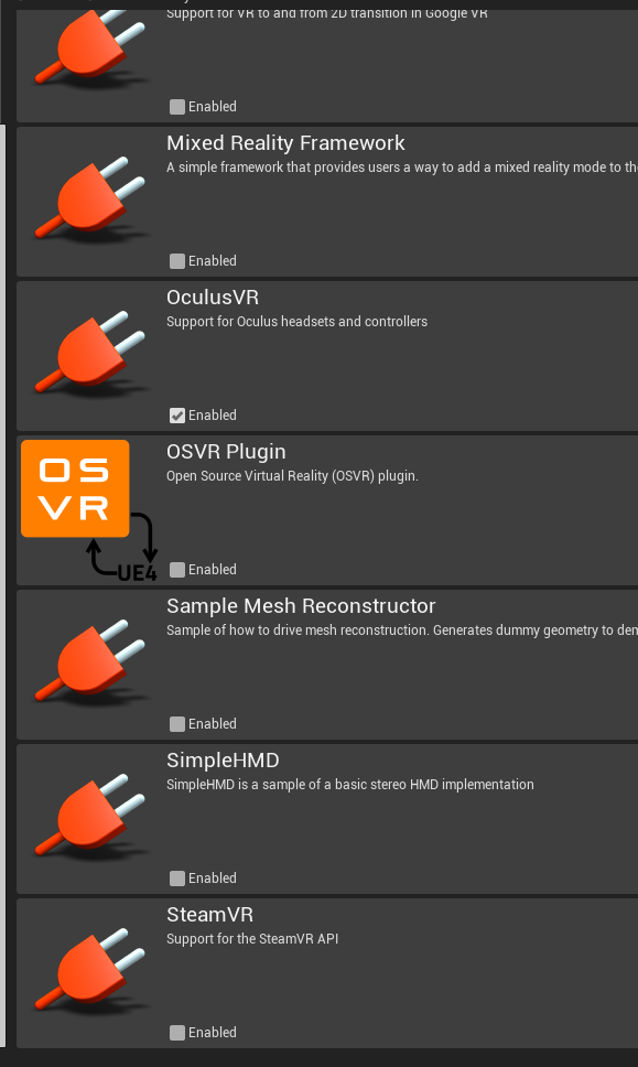 UE4 Project VRC PC Functional 8 VRC PC Security 1 rejected