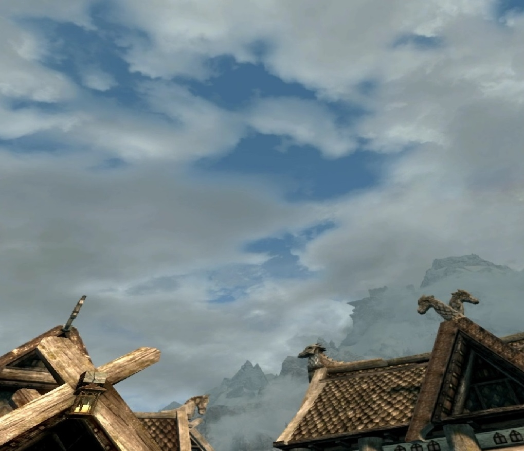 SkyrimVR: Bringing the Player to Tamriel, but not Tamriel to