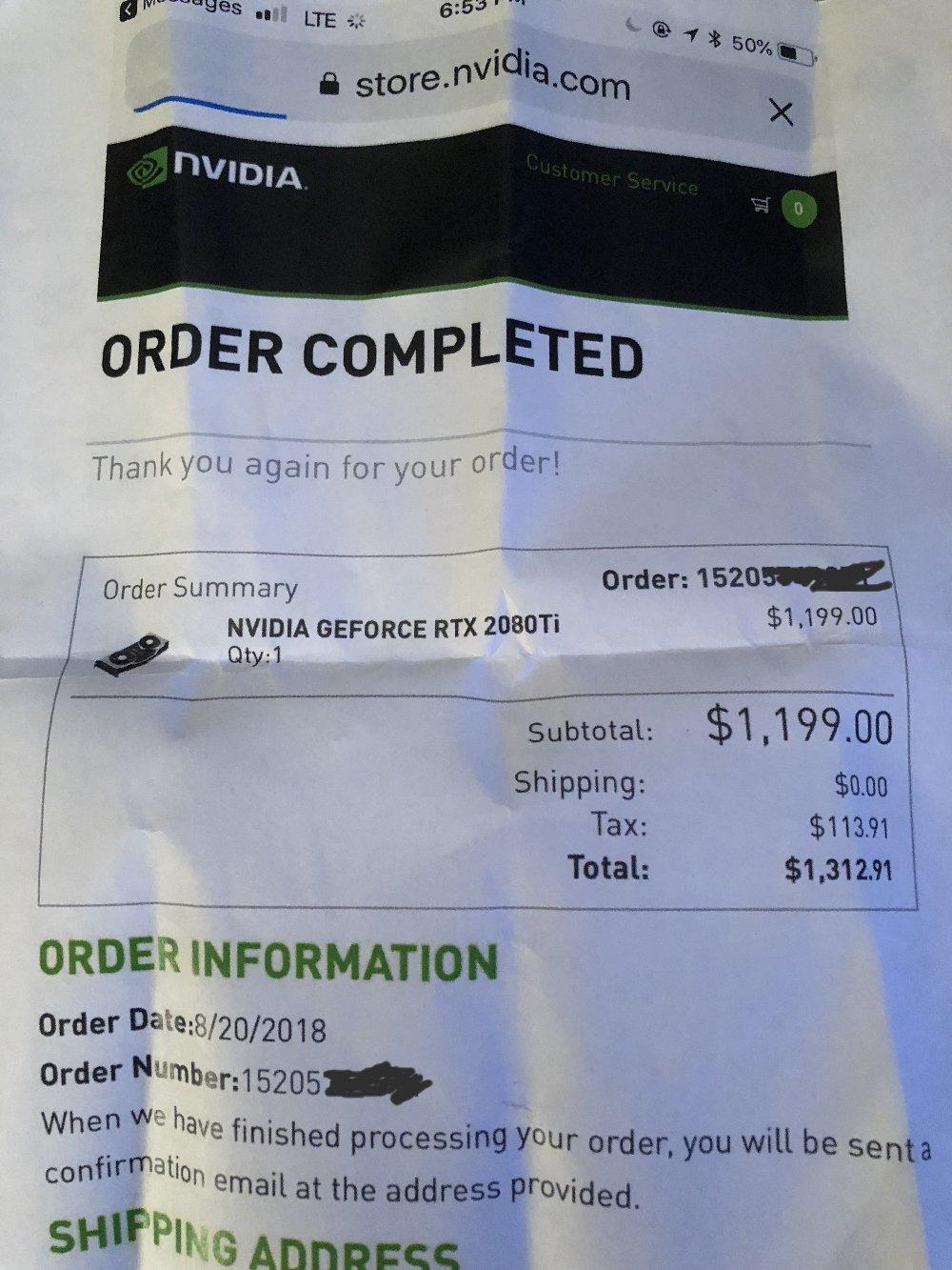 Gtx1080Ti and RTX 2080Ti best price/comparison thread - Page 2 — Oculus