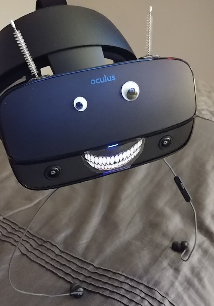 All Your Oculus Mods Are Belong To Us! 😁 ( Post Your Oculus
