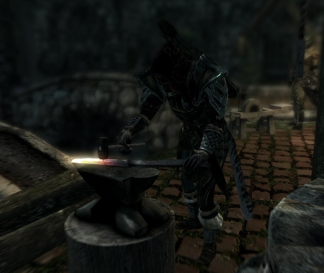 SkyrimVR: Bringing the Player to Tamriel, but not Tamriel to VR — Oculus
