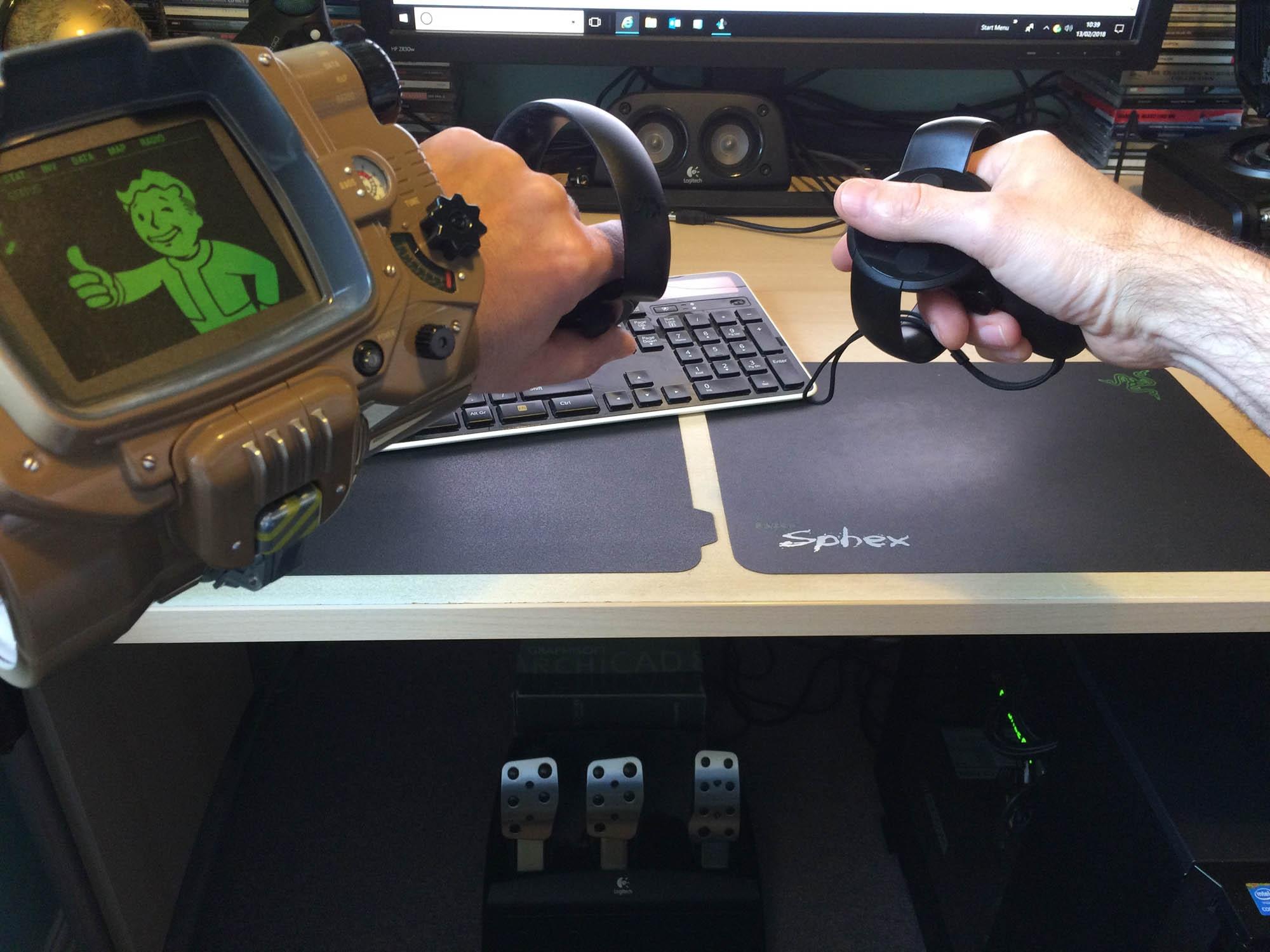 Fallout 4 VR Beta 1 1 24 0 Patch Impressions — Oculus