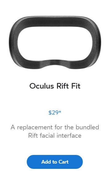 b0f87d526d8 Hot-swap the Oculus Rift Fit (facial interface) for family members ...