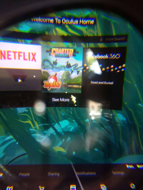 My Oculus Go Display broke after installing a game! — Oculus