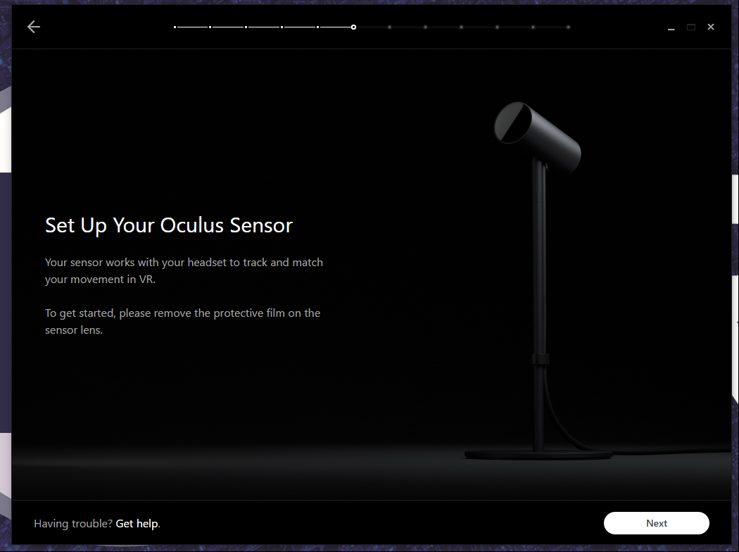 Headset Crashes and Only Shows White Dot (Between Crash Cycles) — Oculus