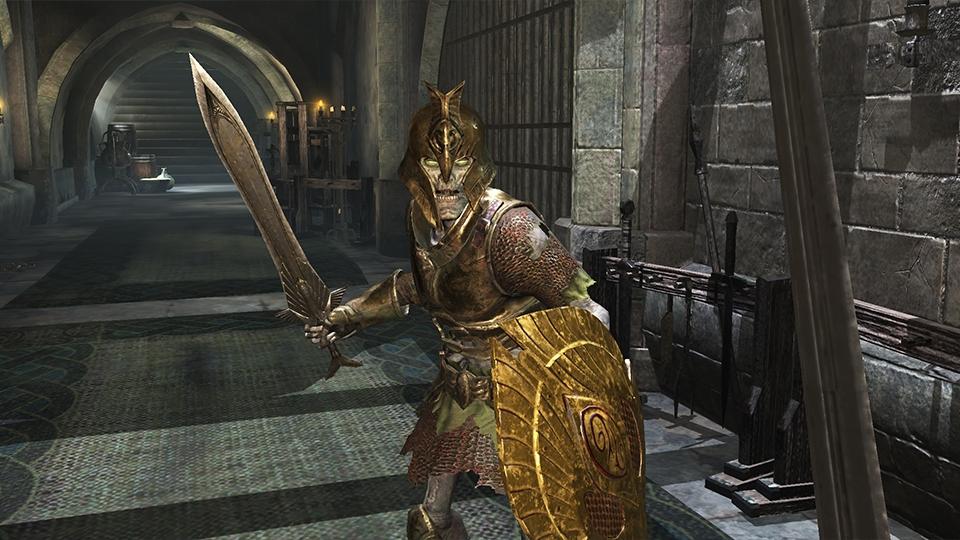 The Elder Scrolls: Blades Will it comes to Oculus Go! — Oculus
