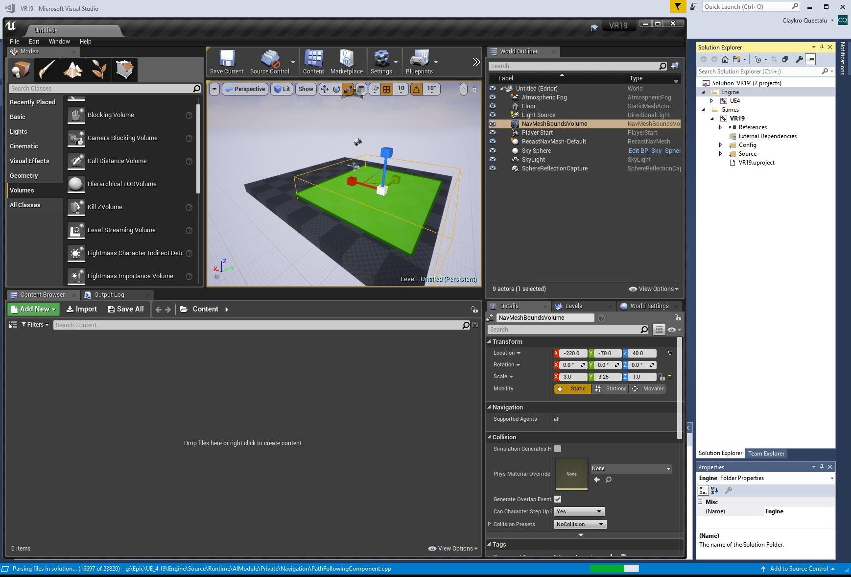 SOLVED] Crash with Unreal Engine 4 Integration 1 24 0 — Oculus