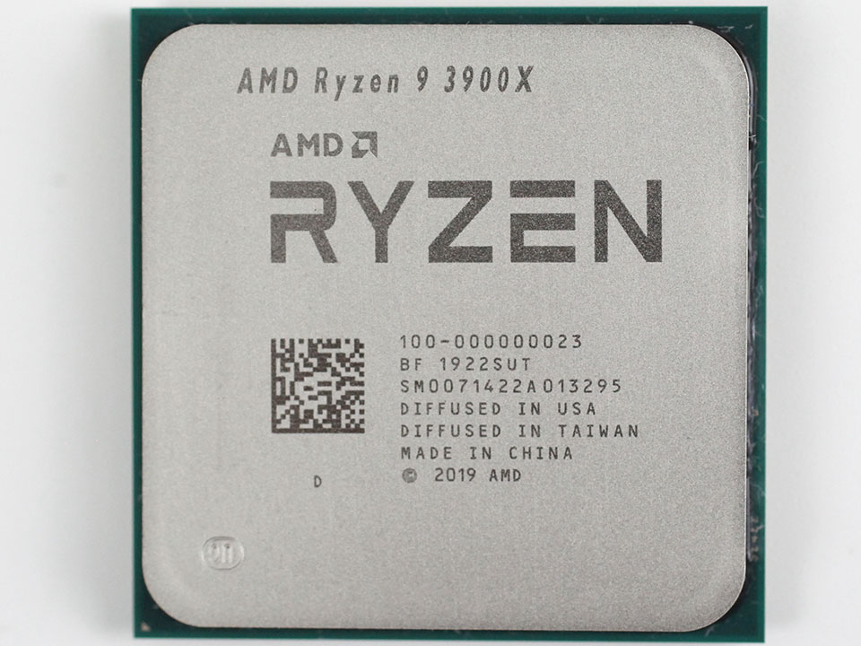 AMD Ryzen 9 3900X vs  Rysen 7 3700X and Intel i9-9900K, i7-9700K, i7