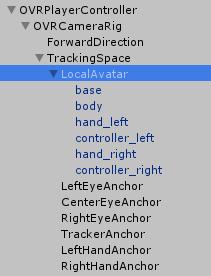 Unity - OVRPlayerController Issue — Oculus