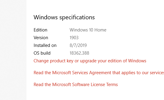 Windows 10 Home Product Key 2020.Why Does Oculus Home Screen Think I Am Running The Wrong