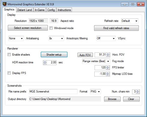 Morrowrift - Morrowind VR (CV1/1 3 alpha! v  3 0 2) - Page 4 — Oculus