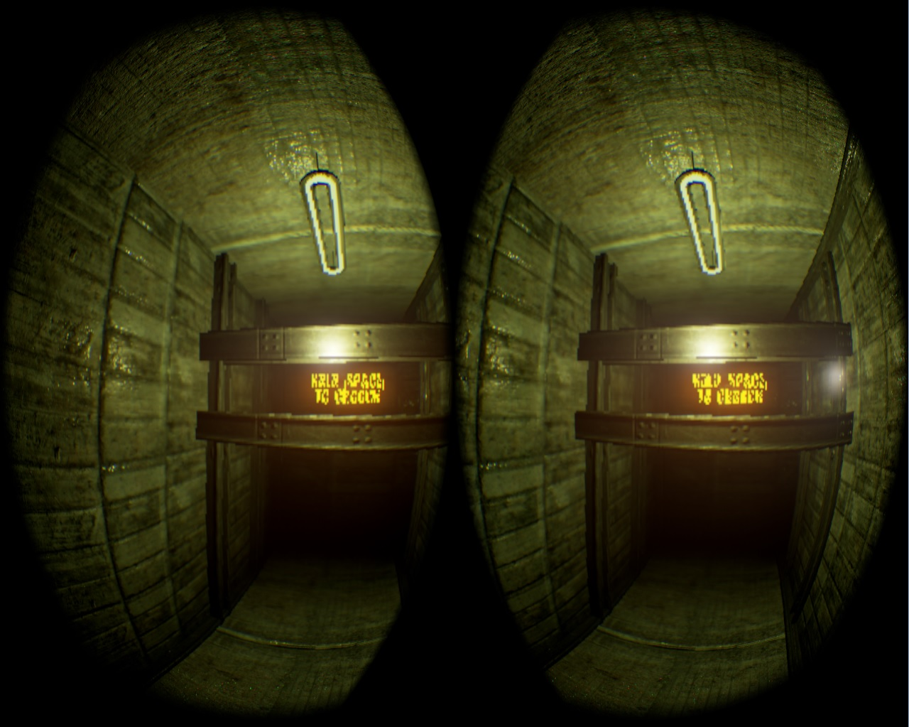 Unreal Engine Low Resolution — Oculus