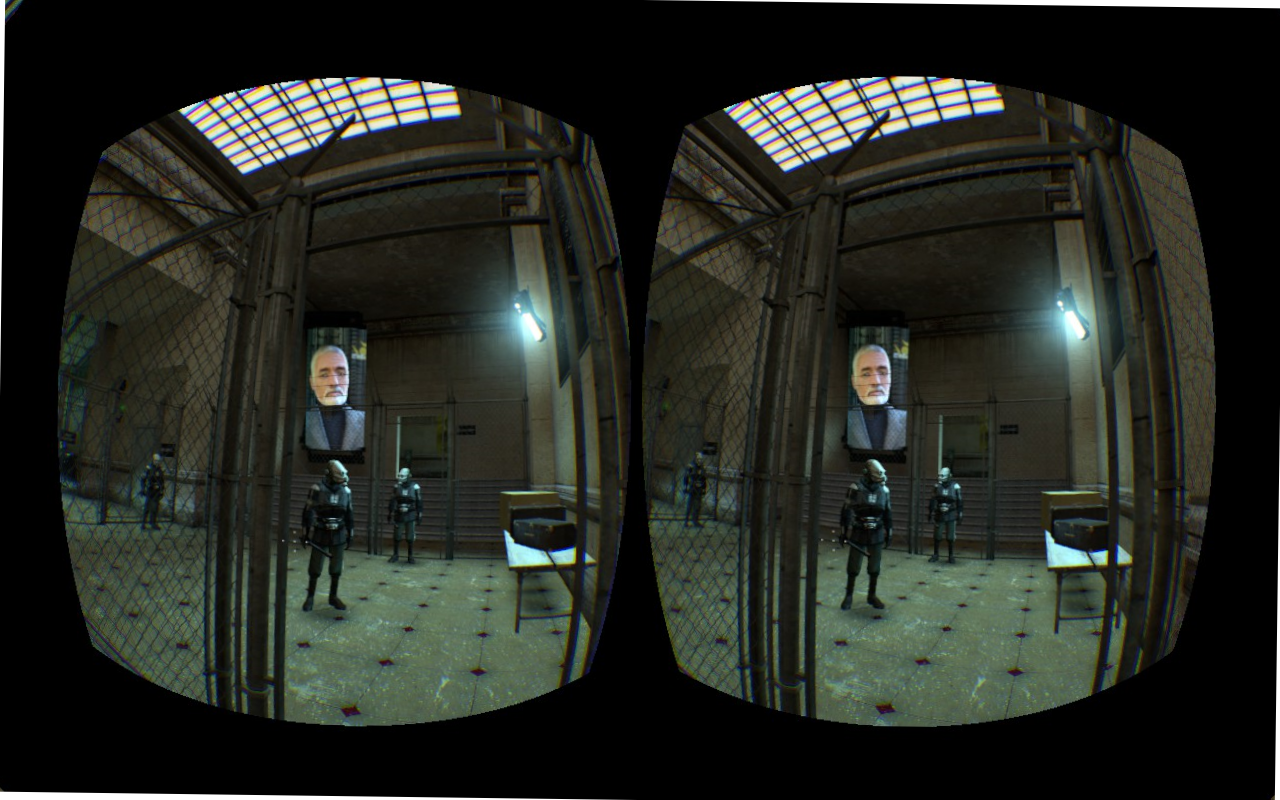 Half-Life 2 (official) Rift support - Page 3 — Oculus