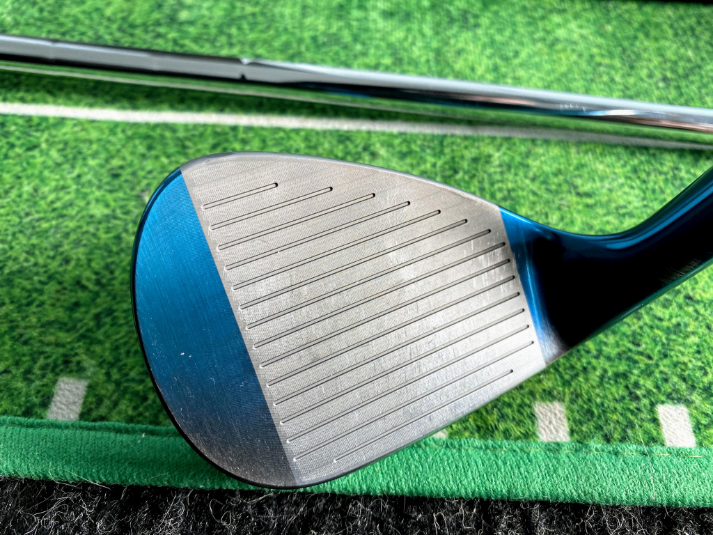 Mizzy T20 Wedges - Blue - Great Condition - GolfWRX