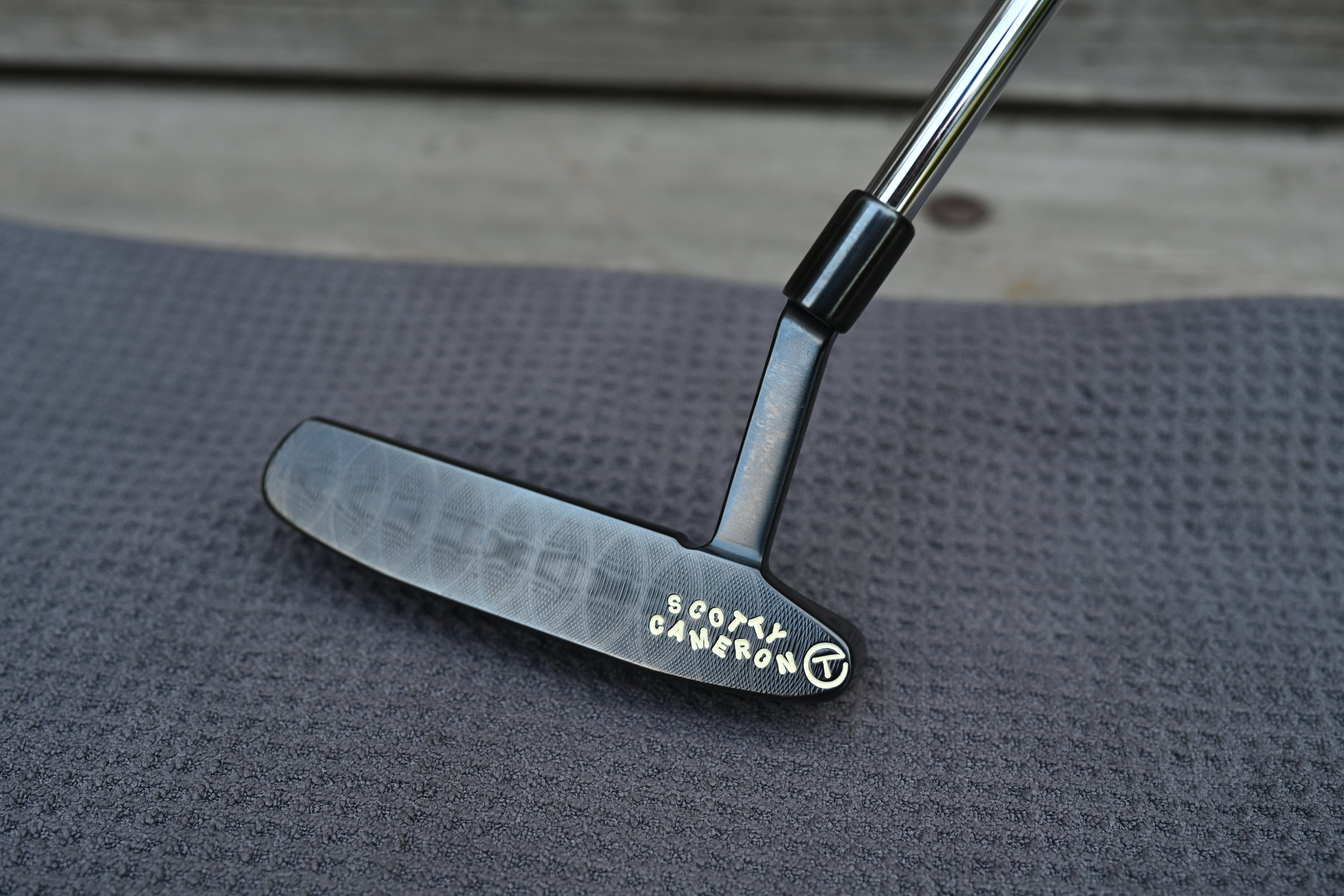 FS: Scotty Cameron Circle T + 2 other Scotty putters
