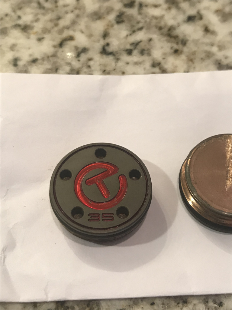 Scotty Cameron Copper Circle T Weights — GolfWRX