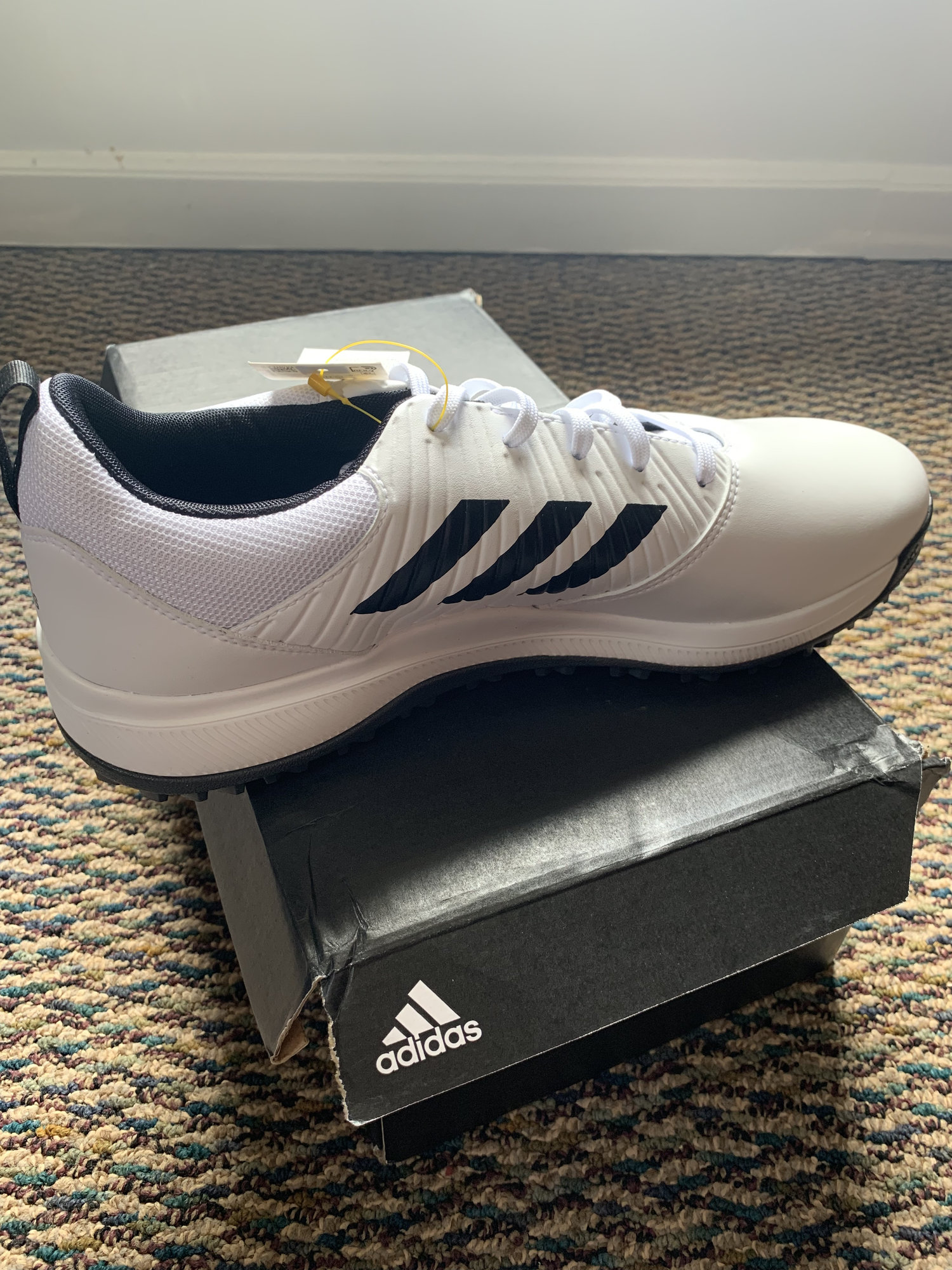 adidas CP Traxion SL Golf Shoes - new