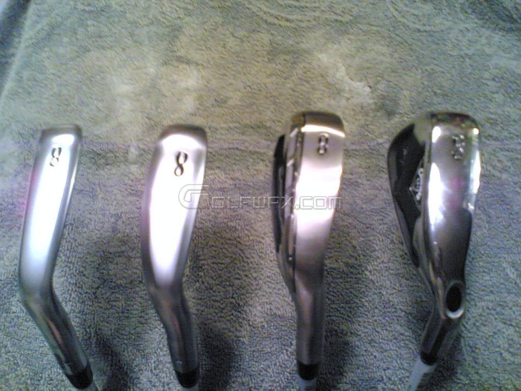 2011 - 2012 CALLAWAY GOLF IRONS SHOOTOUT REVIEW — GolfWRX