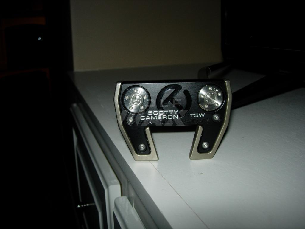 Scotty Cameron Circle T Tour Chromatic Bronze Futura T5W — GolfWRX