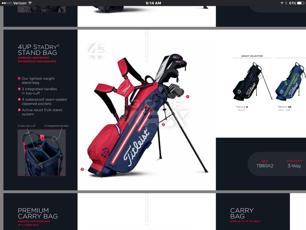 Leist 2017 Bags Page 3 Golfwrx