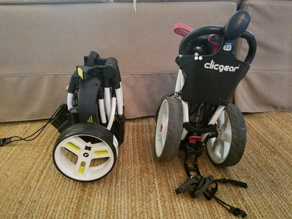 Electric cart - Powakaddy or Motocaddy or     - Page 2 — GolfWRX