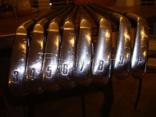 Srixon 701 Tour's , ZT-X 6 5 Rifle, P90x — GolfWRX