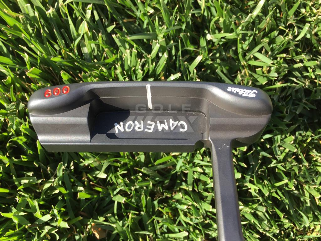 Scotty Cameron 009 Tour Only Prototype W/Circle T Grip And