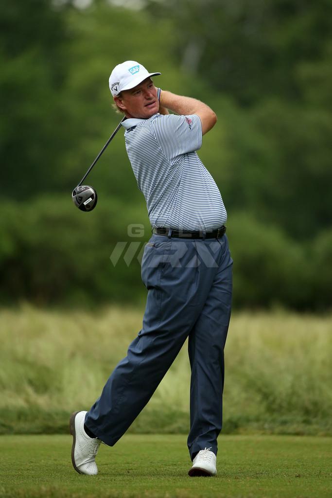 Ernie Els' golf shoes — GolfWRX