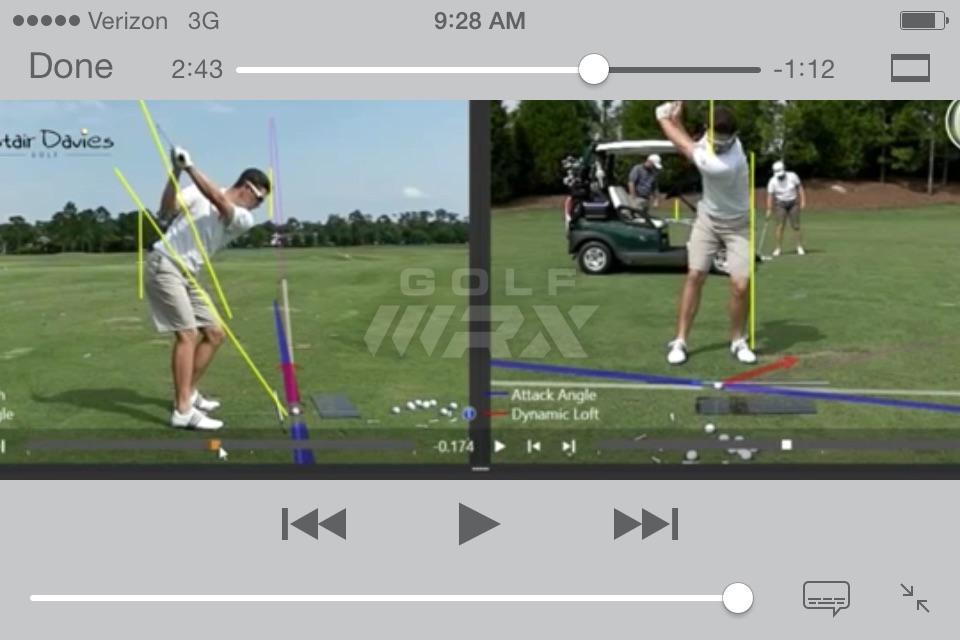 Justin rose, left arm downswing - Page 3 — GolfWRX