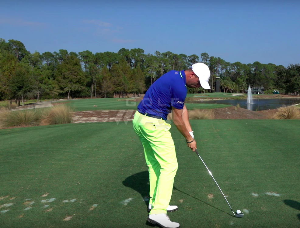 Drills to clear / rotate hips on downswing before impact