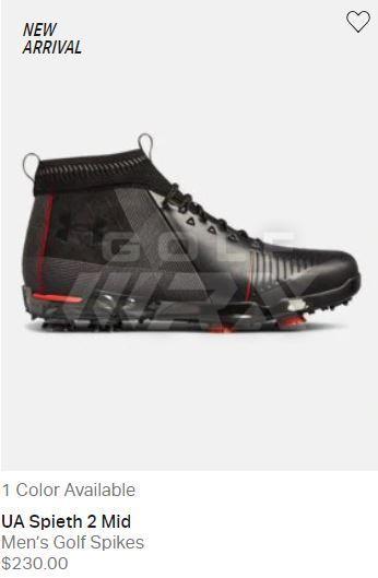 1b3ca8aa0de 2019 UA Golf Shoes? — GolfWRX