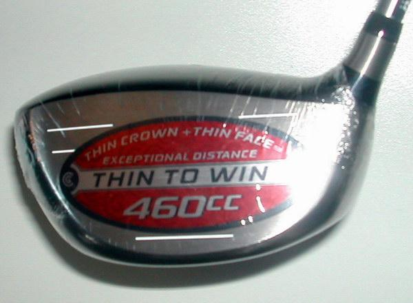 DRIVERS: CLEVELAND LAUNCHER 06 TI460
