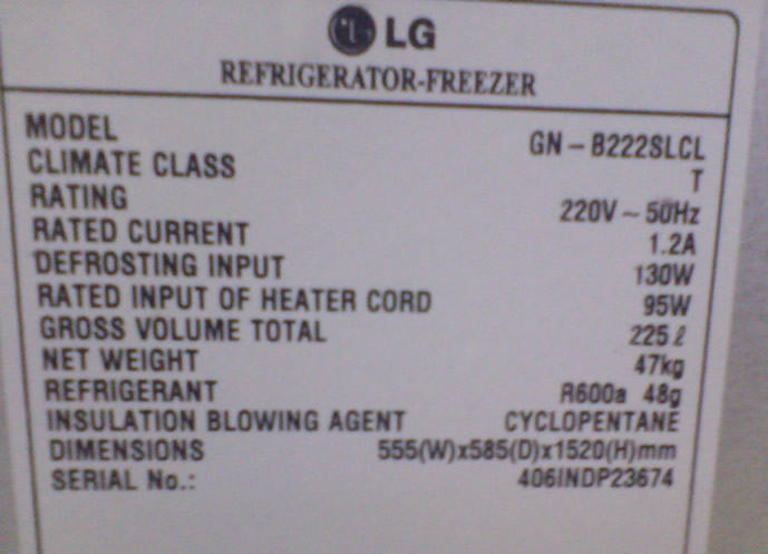 Inverter Refrigerator Questions Northernarizona Windandsun