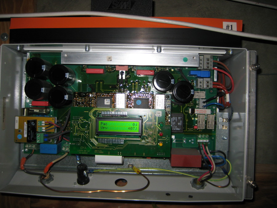 Need repair ideas for a sma sunnyboy 2500u northernarizona windandsun img0301 cheapraybanclubmaster Choice Image