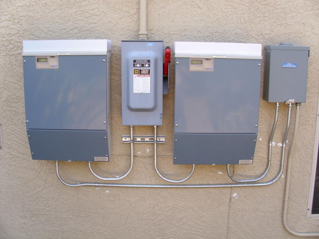 Electrical Panels Gt Dc Current Panel 4 Circuit Breakers Pv System Limits Based On Service Size Northernarizona After Fix 1033k