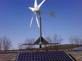 Windmax Hy 2000 2kw Wind Turbine Northernarizona Windandsun