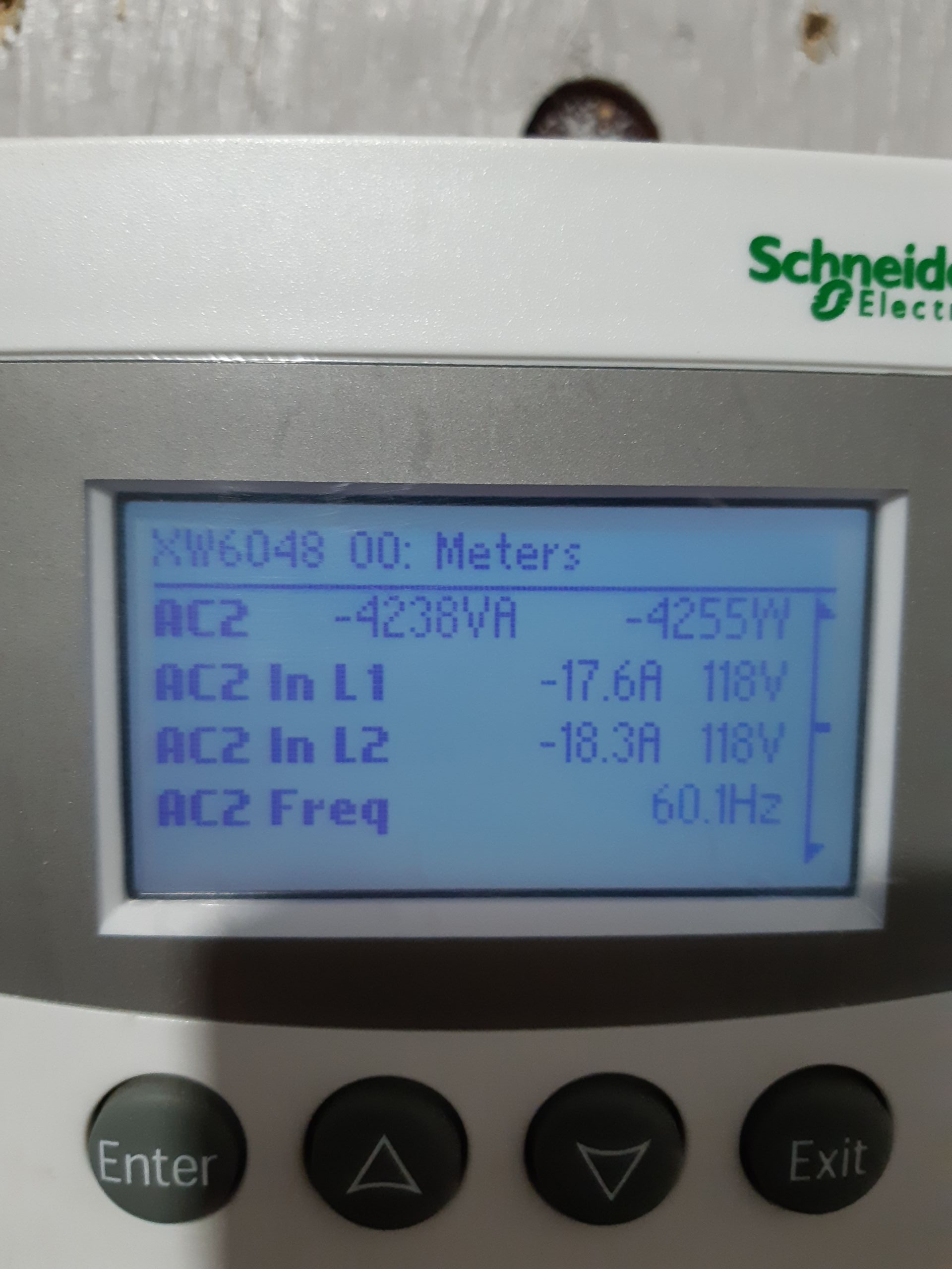 Generator shut down error — northernarizona-windandsun