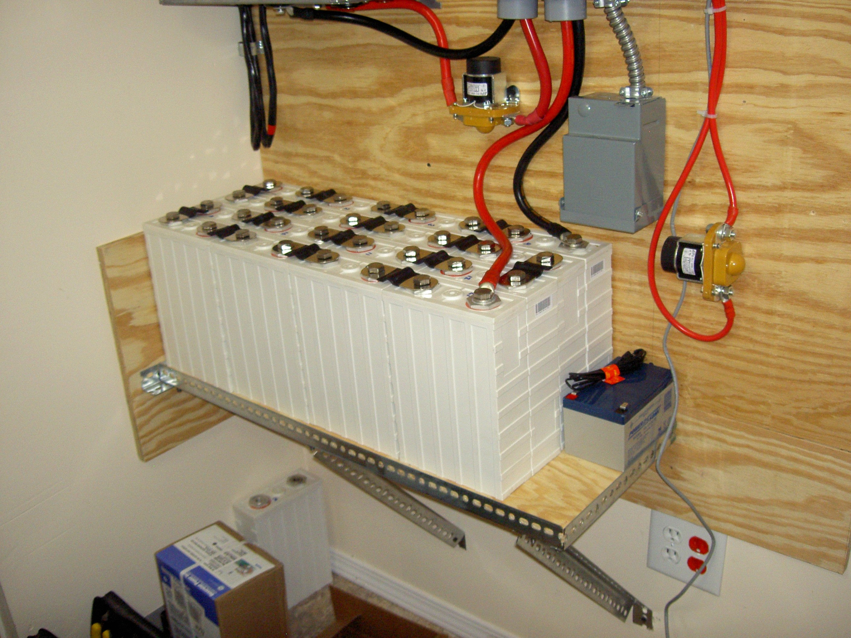 Grid Tie Inverter With Limiter Has Anyone Tried This Wiring Solar Panels To Pict0854
