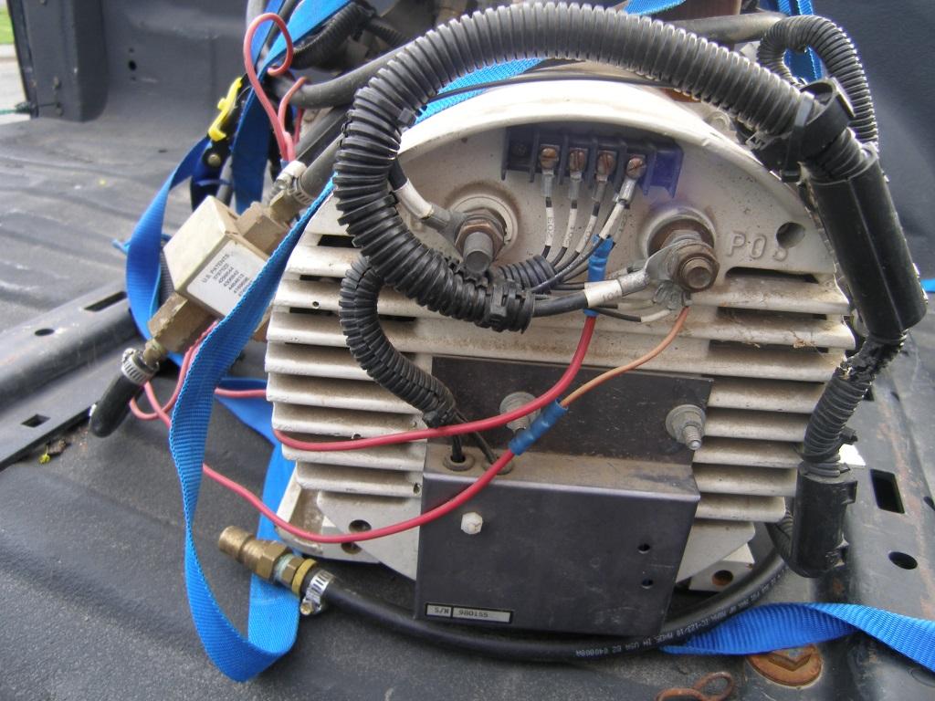 Rv Diesel Generator >> Using 36 Volt generator/alternator to charge house betteries? — northernarizona-windandsun