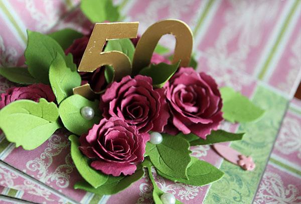 Поздравление с 50 летием сестре женщине