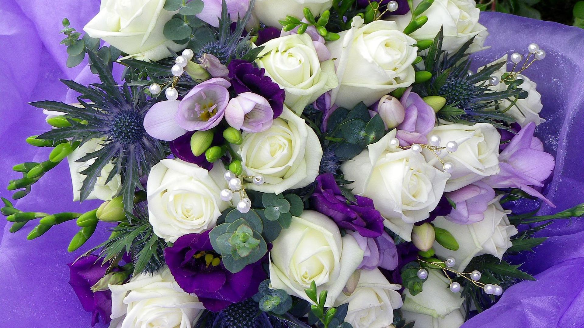 Фото цветы самый красивый букет